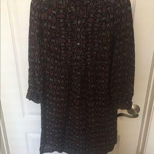 Isabel Marant Etoile Tunic Size 0